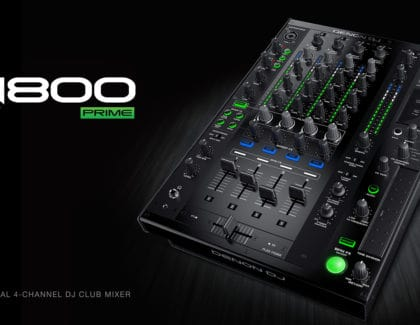 DENON DJ X1800 PRIME – PROFESSIONAL 4-CHANNEL DJ CLUB MIXER