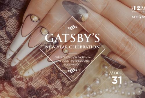 GATSBY NEW YEAR'S CELEBRATION