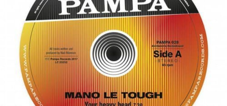 MANO LE TOUGH – ASHURE EP