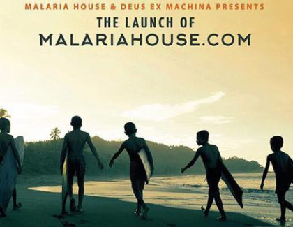 MALARIA HOUSE LAUNCH