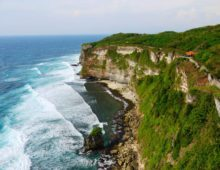 GERMAN TOURIST FALLS TO HER DEATH AT ULUWATU