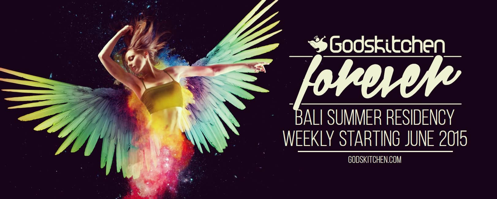UBER BRAND GODSKITCHEN IS ON ITS WAY TO BALI FOR SUMMER RESIDENCY