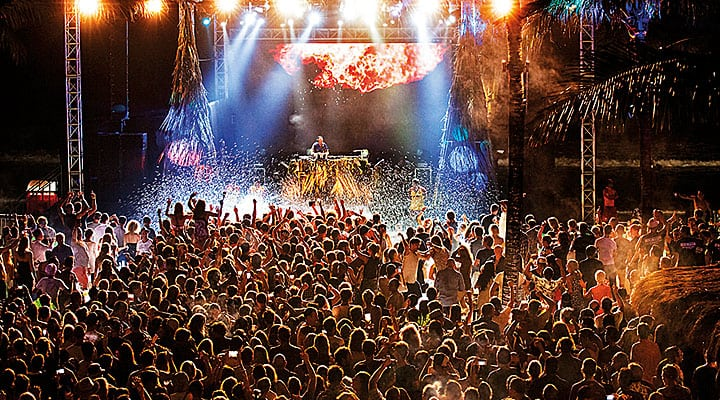 BALI'S FESTIVAL & ELECTRONIC MUSIC INDUSTRY BOOM