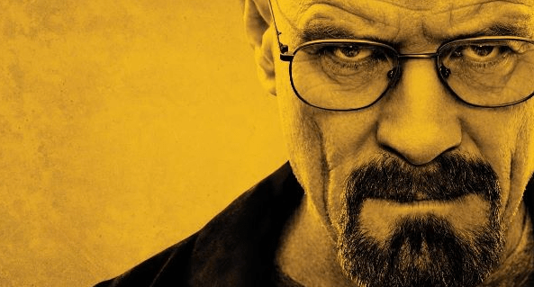 WALTER WHITE ROCKS OUT WITH ABOVE & BEYOND ON STAGE AT EDC.