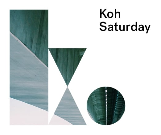 THE LOWDOWN FOR AUGUST AT KOH