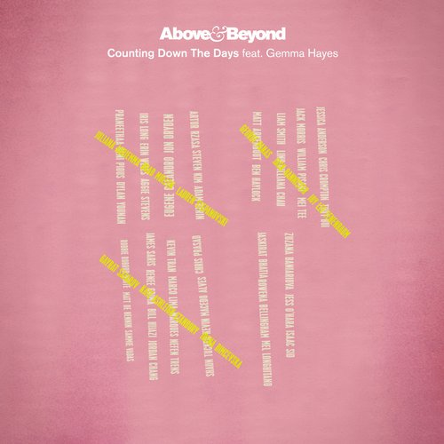ABOVE AND BEYOND – COUNTING DOWN THE DAYS