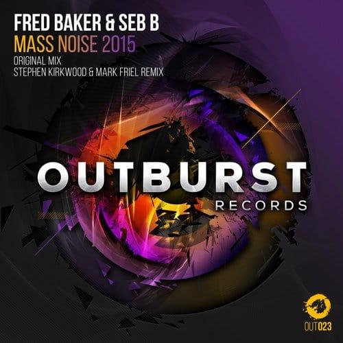 FREED BAKER & SEB B – MASS NOISE