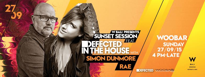 DEFECTED IN THE HOUSE WITH SIMON DUNMORE