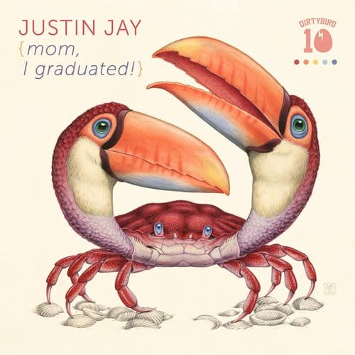JUSTIN JAY – MOM I'M GRADUATED!