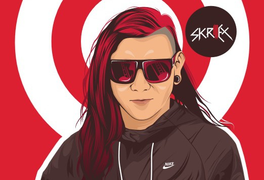 SKRILLEX TALKING ALL THAT TRASH!