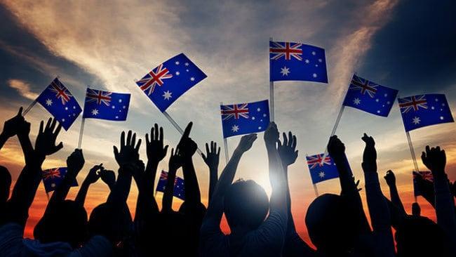 Australia Day in Bali