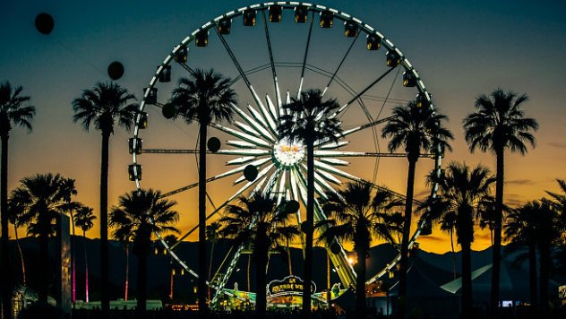 THE LINE-UP FOR COACHELLA 2016 HAS JUST BEEN OFFICIALLY ANNOUNCED