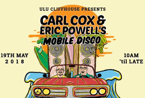 CARL COX & ERIC POWELL'S MOBILE DISCO
