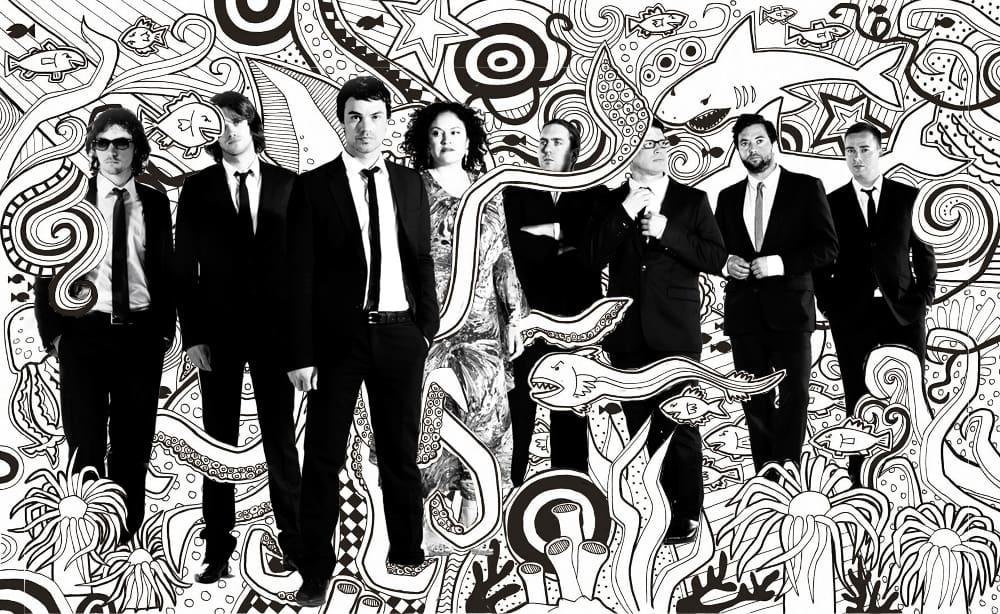 ALWAYS 100% – THE BAMBOOS