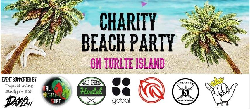 CHARITY BEACH PARTY