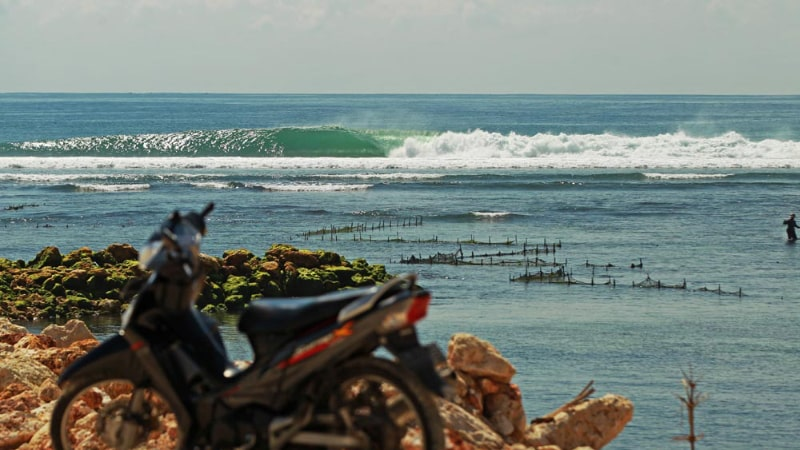 BALINESE WAVE DESTROYED