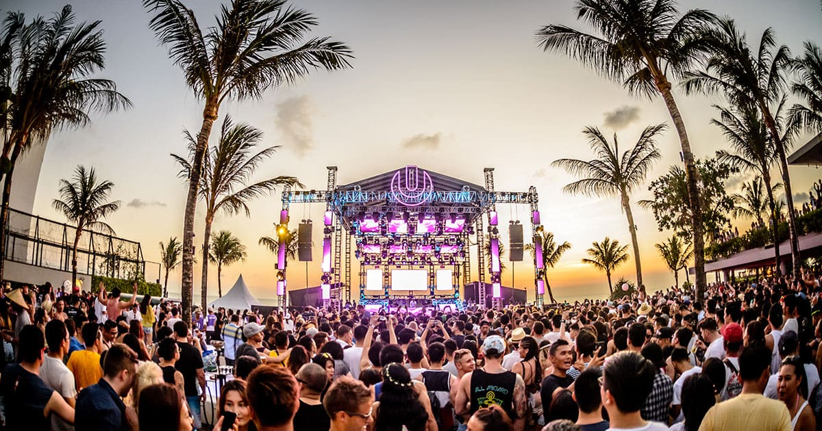 UNDER THE ONE ROOF – ULTRA MUSIC BALI