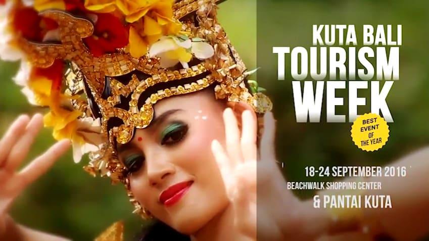 KUTA BALI TOURISM WEEK