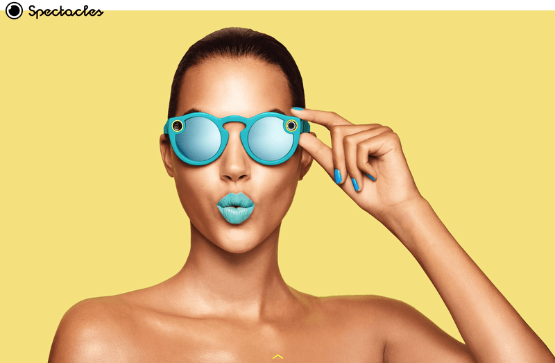 SNAPCHAT'S SPECTACLE GLASSES HAVE BEEN REVEALED