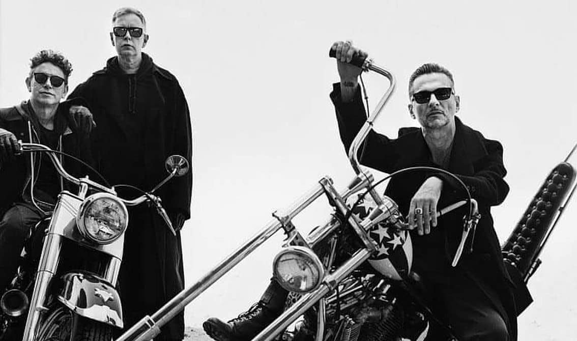 "DEPECHE MODE ANNOUNCE FIRST ALBUM IN FOUR YEARS, ""SPIRIT"""