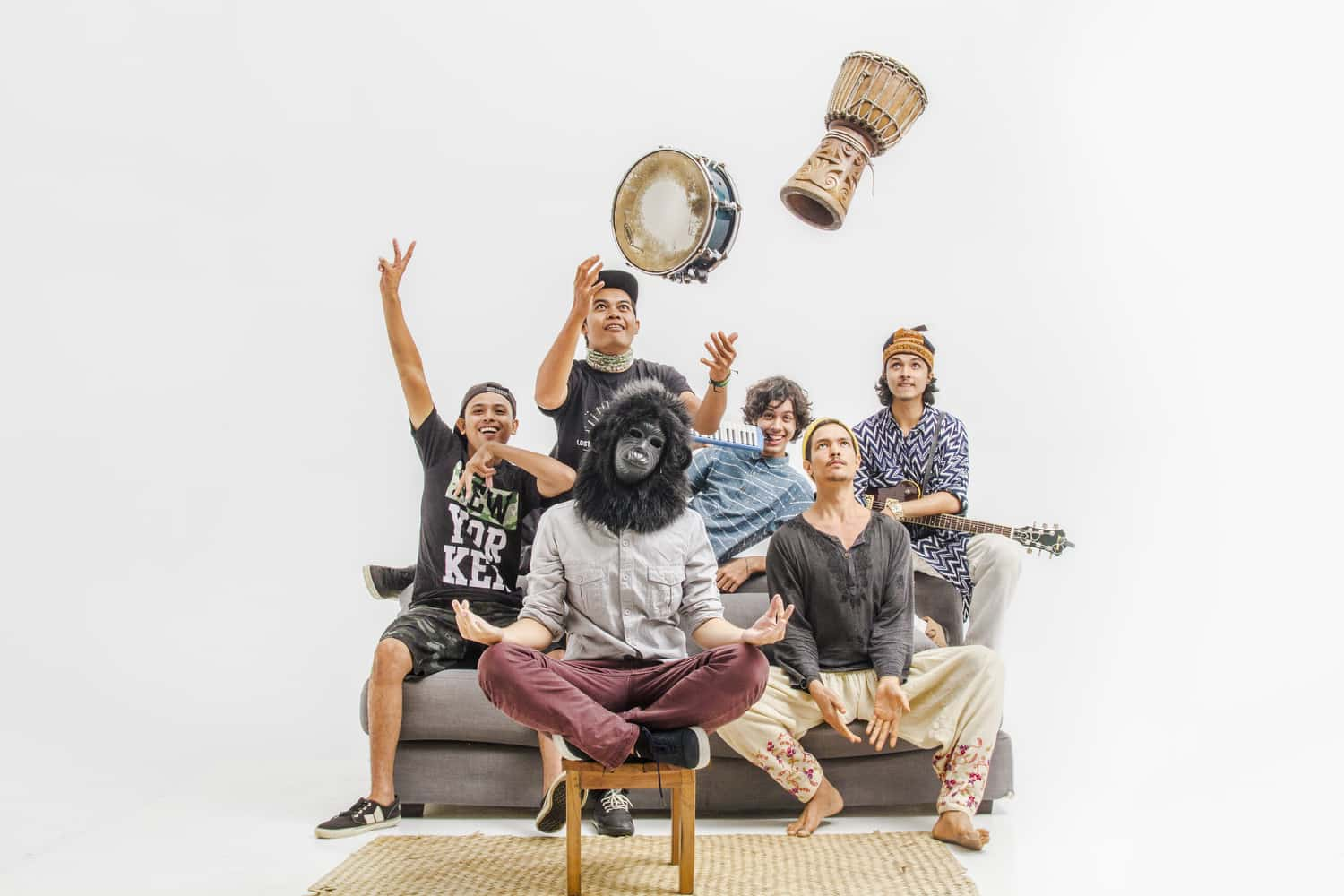 """LOCAL BALI BAND """"THE MANGROOVES"""" HONORED  WITH TWO NOMINATIONS AT 2016 AMI AWARDS FOR  DEBUT ALBUM """"LIVE EP"""""""