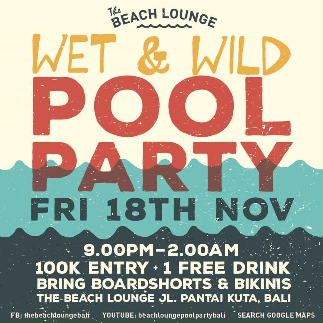WET & WILD POOL PARTY