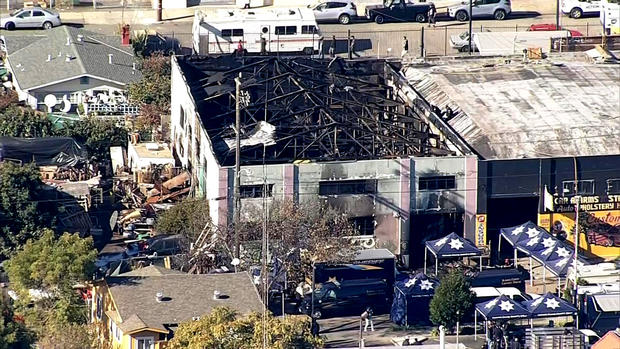 VJ TO KNIFE PARTY AND MARKUS SCHULZ AMONG VICTIMS OF OAKLAND FIRE