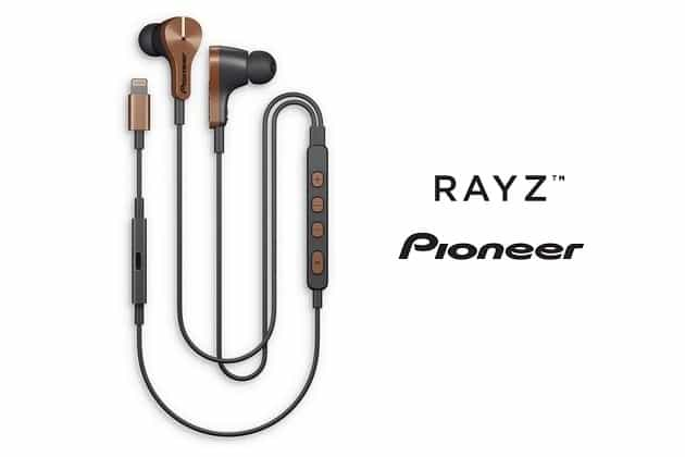 PIONEER RAYZ HEADPHONE