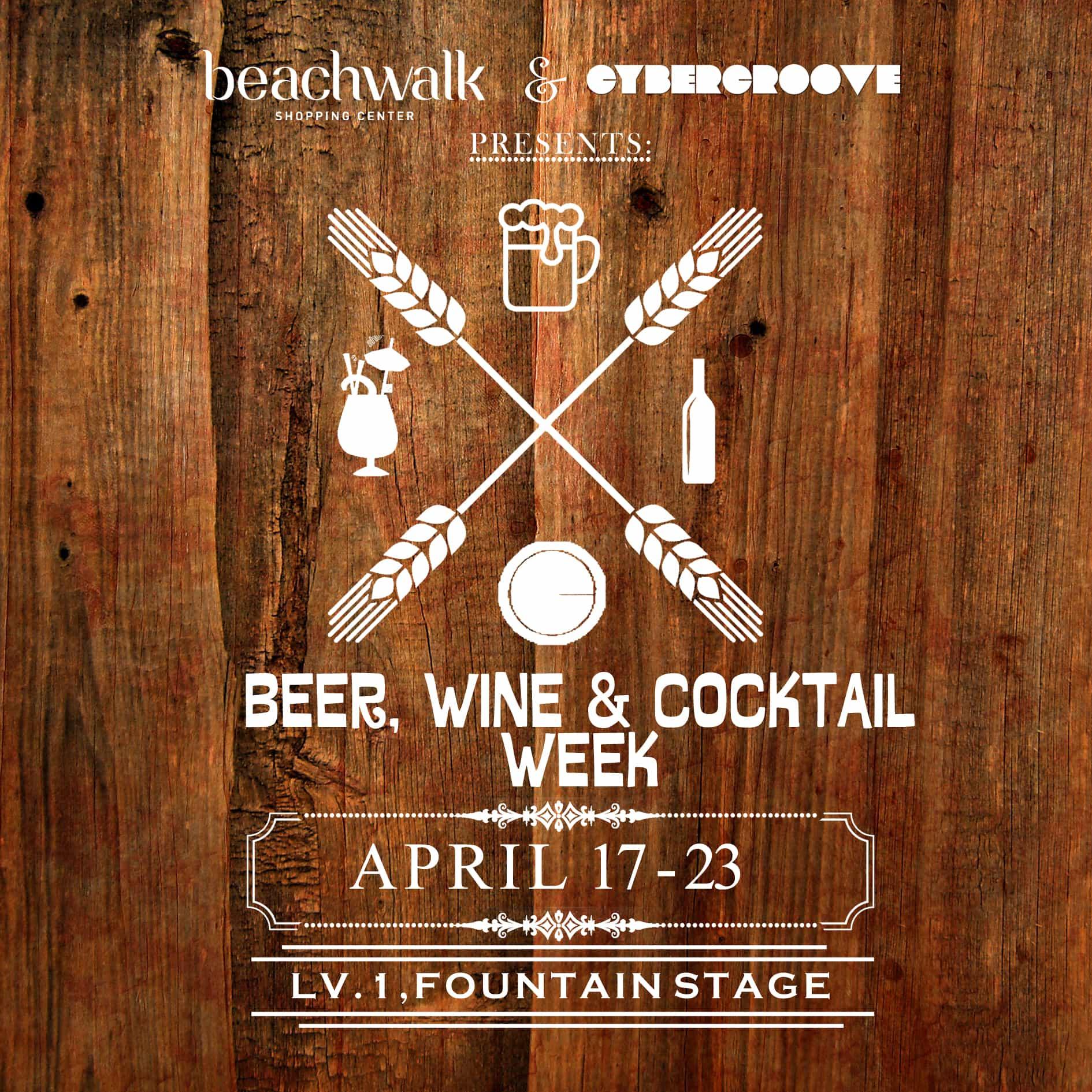 Beachwalk Beer, Wine & Cocktail Week
