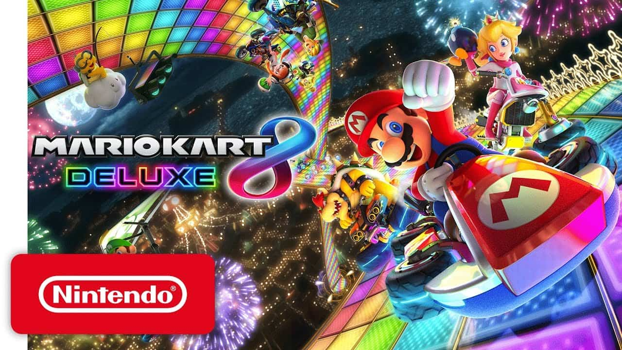 A NEW 'MARIO KART' IS ABOUT TO LAUNCH!