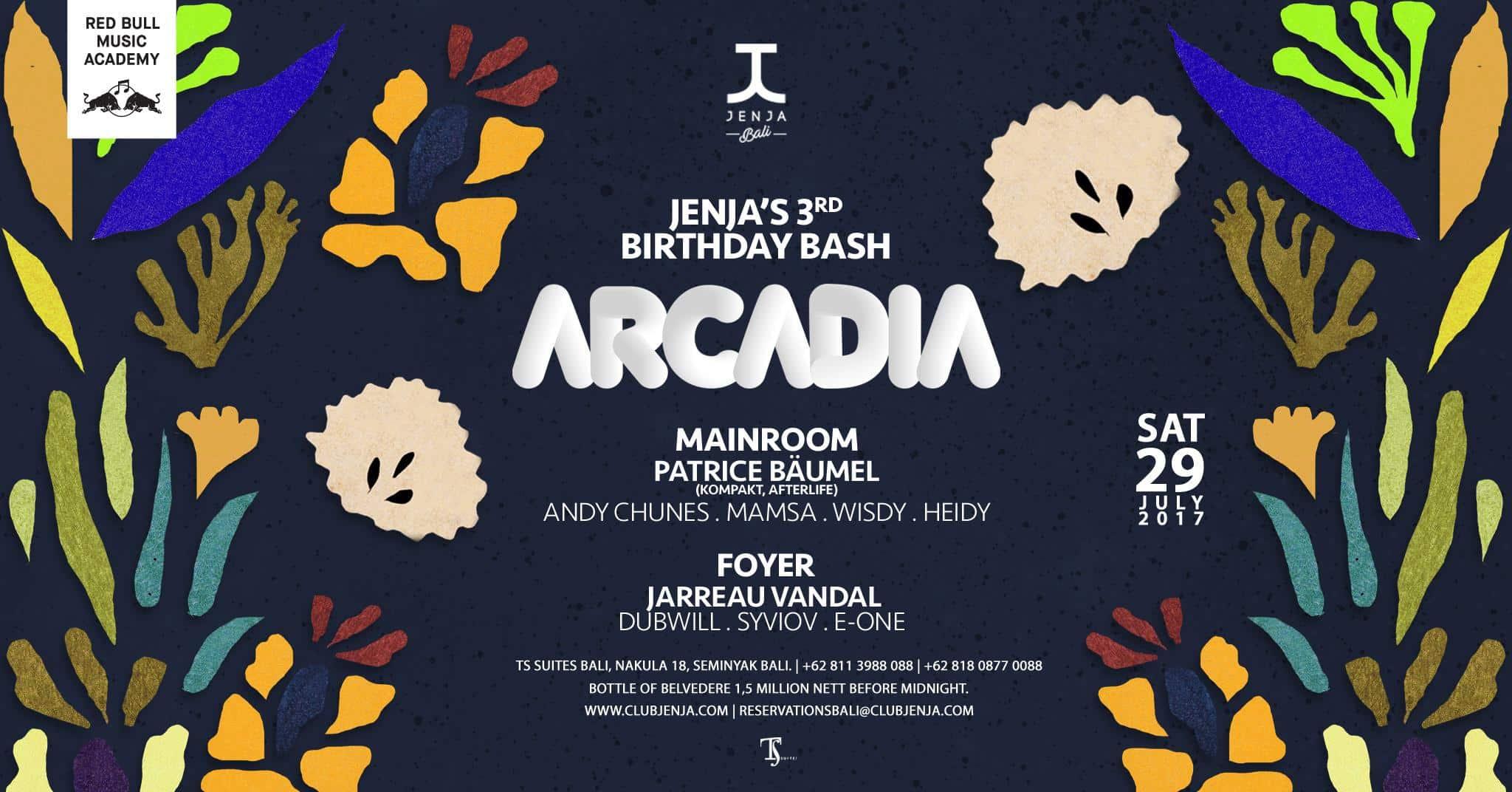 JENJA'S 3RD BIRTHDAY BASH