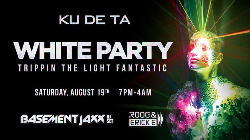 KUDETA WHITE PARTY