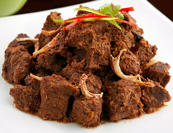 RENDANG AND NASI GORENG ARE VOTED THE WORLD'S BEST FOODS