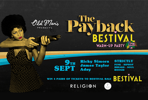 BESTIVAL WARM-UP PARTY