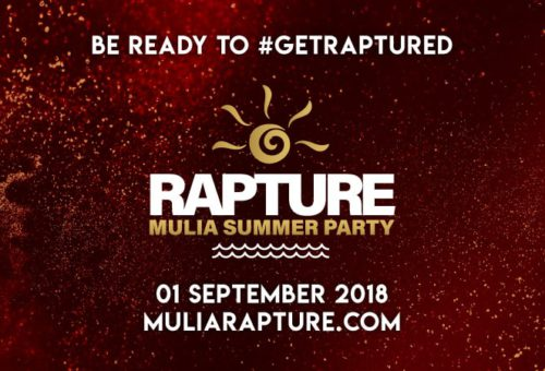 RAPTURE – SUMMER PARTY