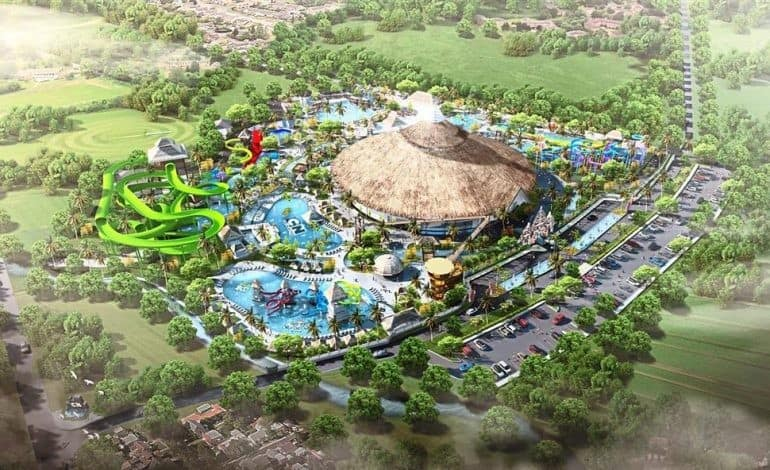 CARTOON NETWORK ENTERTAIMENT PARK OPENING IN BALI
