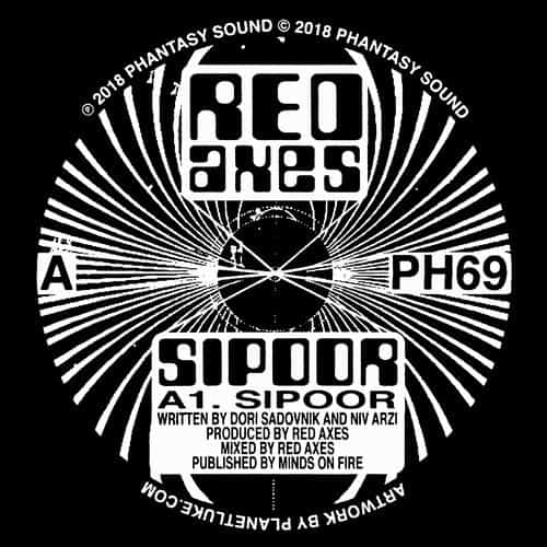 RED AXES – SIPOOR