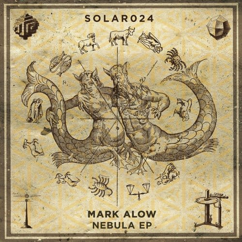 MARK ALOW – NEBULA EP