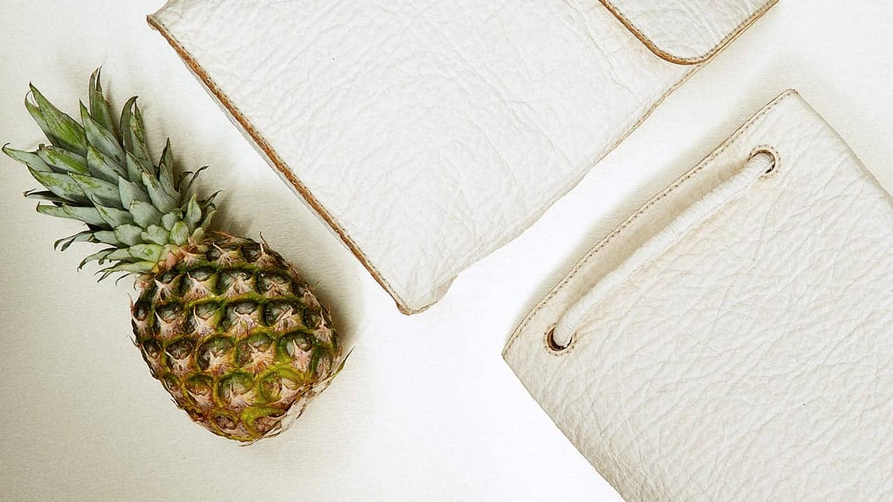 PINAPPLE LEATHER