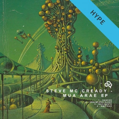 STEVE MC CREADY – MUA ARAE