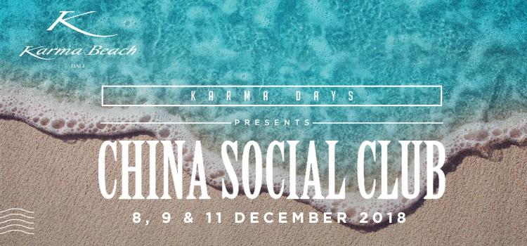 CHINA SOCIAL CLUB