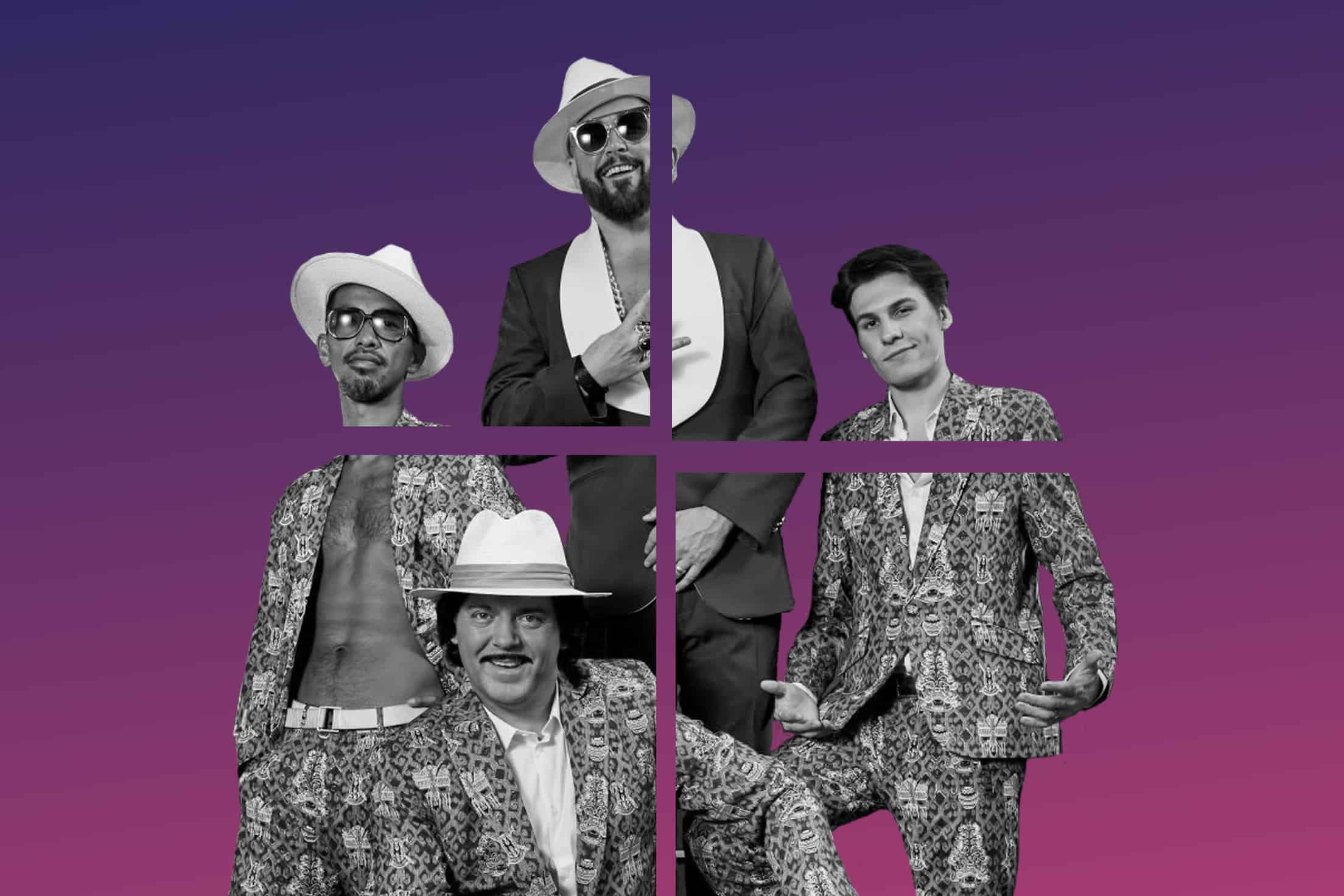 THE CUBAN BROTHERS – IMPECCABLE TASTE