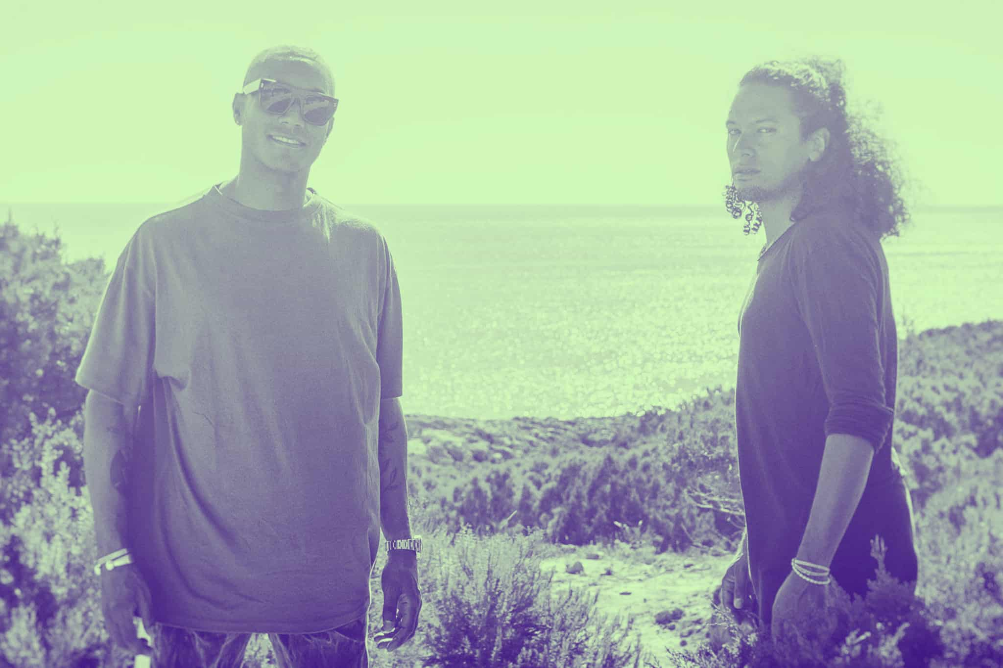 SUNNERY JAMES & RYAN MARCIANO – ACROSS THE GLOBE