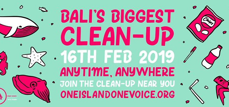BALI'S BIGGEST CLEAN UP