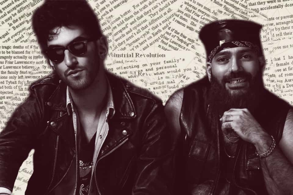 CHROMEO -BENEFIT OF BLESSED