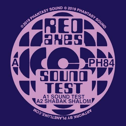 SOUND TEST – RED AXES
