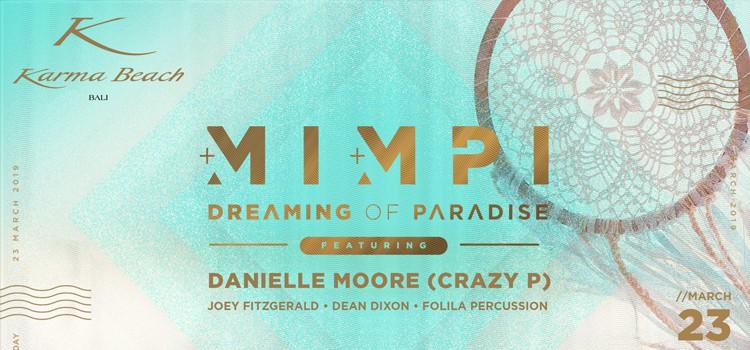 DANIELLE MOORE ( CRAZY P )