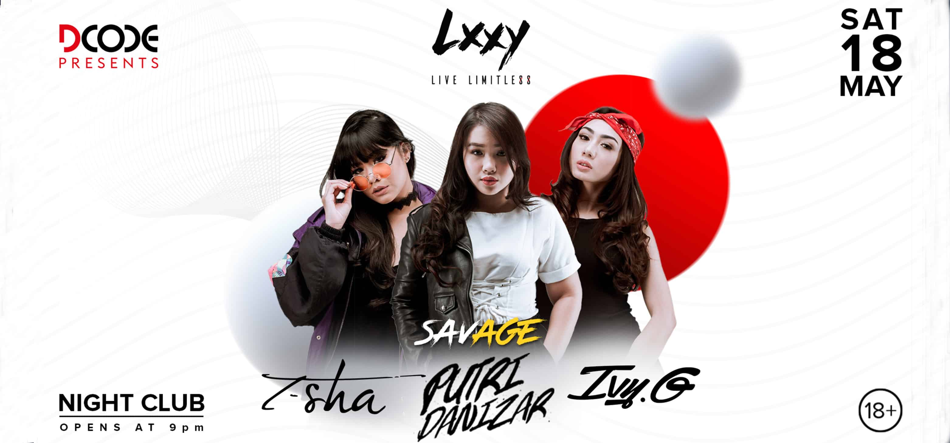 LXXY #SAVAGE
