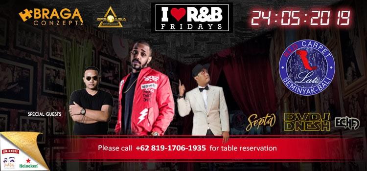 I R&B Friday