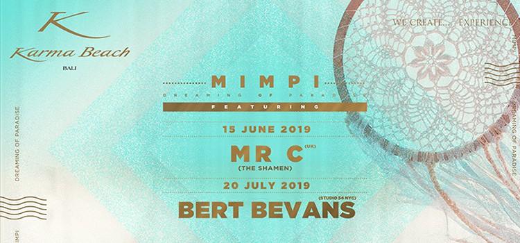 MIMPI – FT. BERT BEVANS